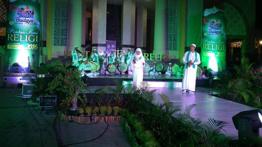 Mengembangkan Kesenian Islam Melalui Pentas Seni Religi Lombok