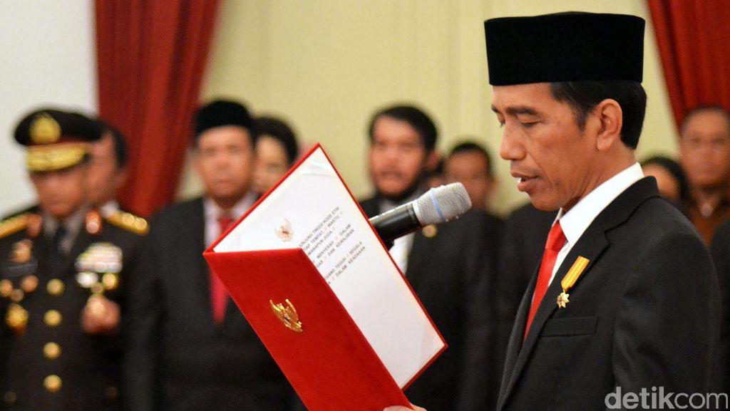 3 Kali Bongkar Pasang, Ini Formasi Terbaru Kabinet Kerja Jokowi-JK