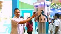 Baterai HP Habis Saat Belanja di Pasar, PLN Sebar Colokan Listrik