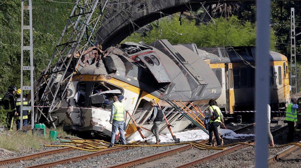Kereta Anjlok di Spanyol Tewaskan 3 Orang, Puluhan Luka-luka