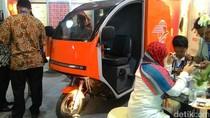 Ini Kendaraan Baru Pak Pos, Trike Listrik Buatan ITB