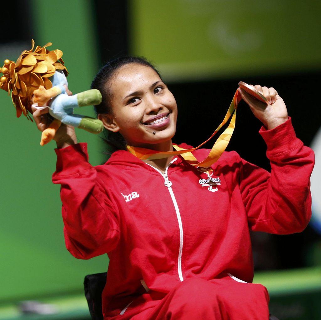 Menpora: Bonus Olimpiade dan Paralimpiade Diserahkan 2 November, Diusahakan di Istana