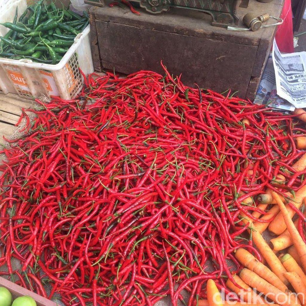 Mendag: Harga Cabai di Jakarta Paling Tinggi
