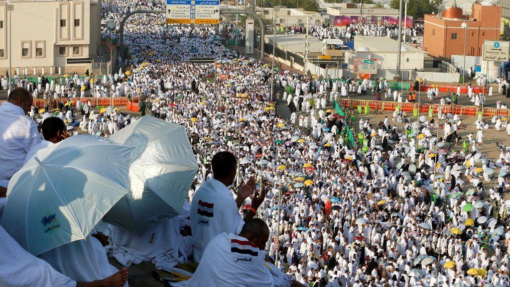 Bertambah 11, Jumlah Jemaah Wafat di Saudi Kini 188 Orang
