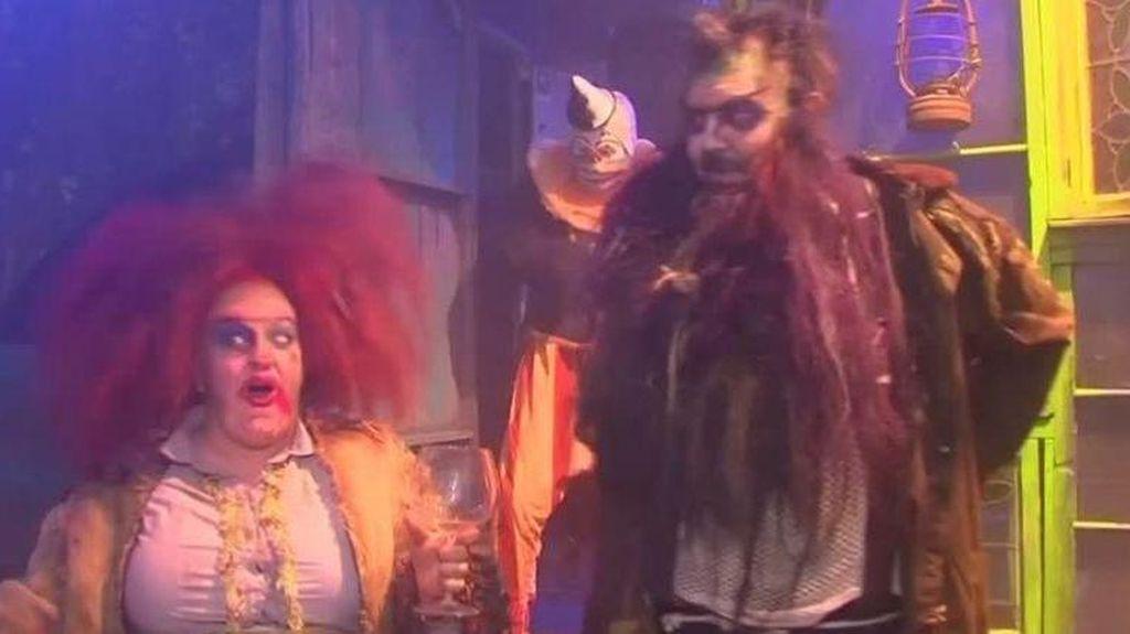 Dongeng Pasangan The Twits Roald Dahl Diadaptasi ke Panggung Teater