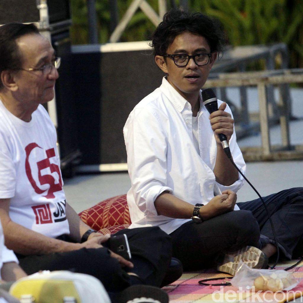 Peluncuran Film Dokumenter Chairil Anwar