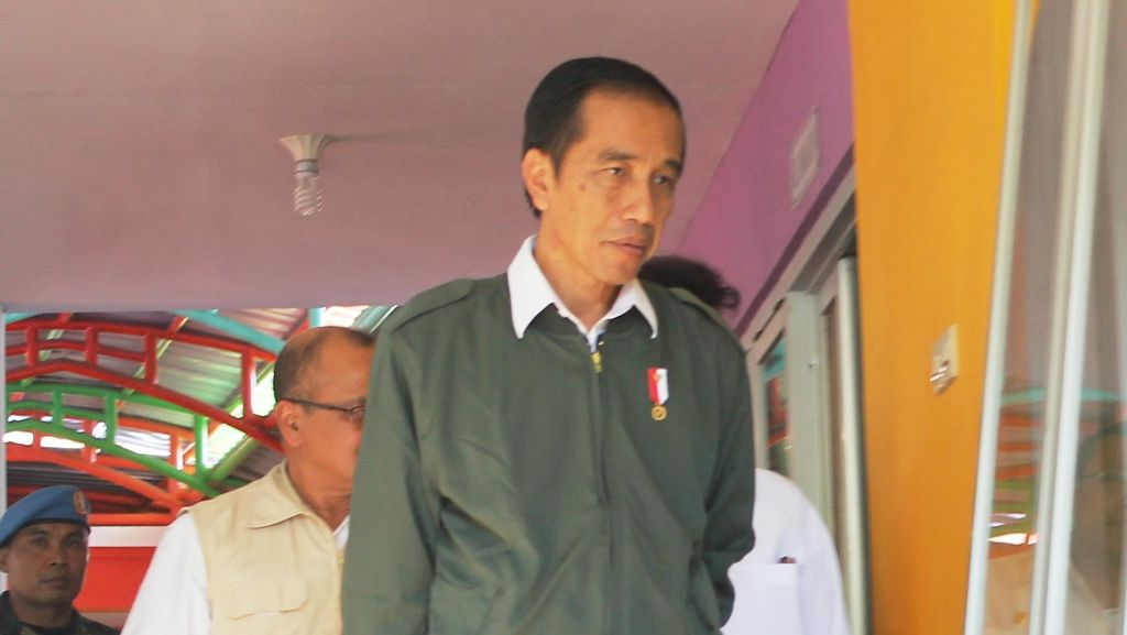Jokowi Hadiri Peringatan 90 Tahun Pondok Modern Darussalam Gontor di Ponorogo