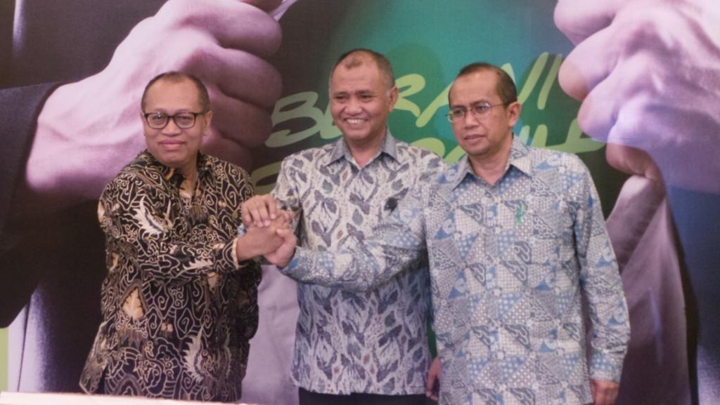 BPJS Ketenagakerjaan Gandeng KPK Bangun Sistem Antikorupsi