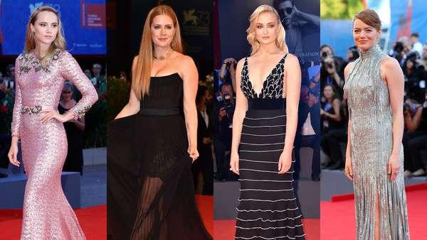Selebriti Dengan Gaun Terbaik di Venice Film Festival 2016