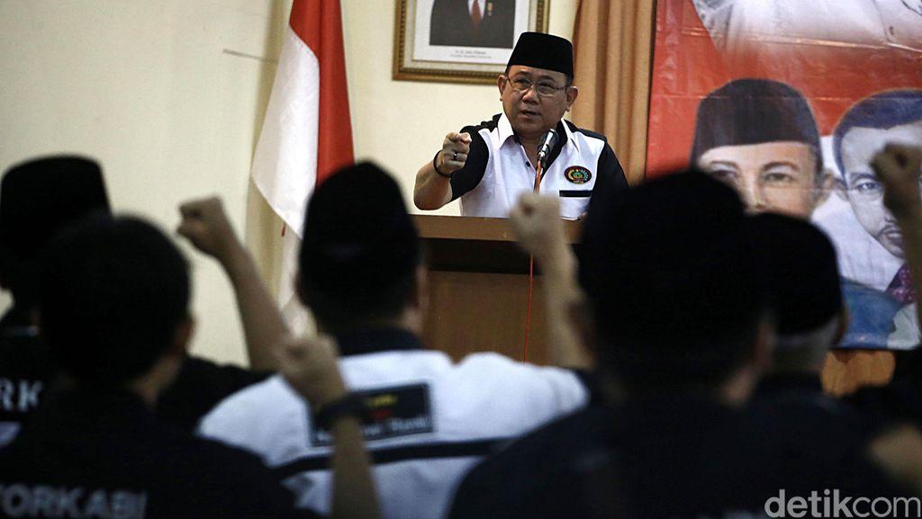 Ahok Setop Dana Bamus Betawi, Nachrowi: Jangan Anggap Enteng Ormas