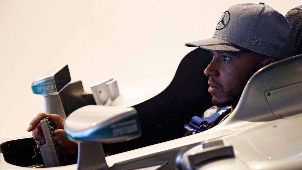 Hamilton Sudah Ikhlas Jika Akhirnya Gagal Juara Dunia