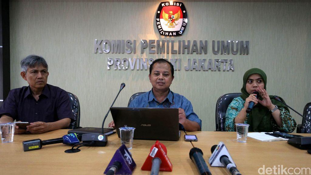 KPU DKI Terima Surat Cuti Ahok dari Mendagri