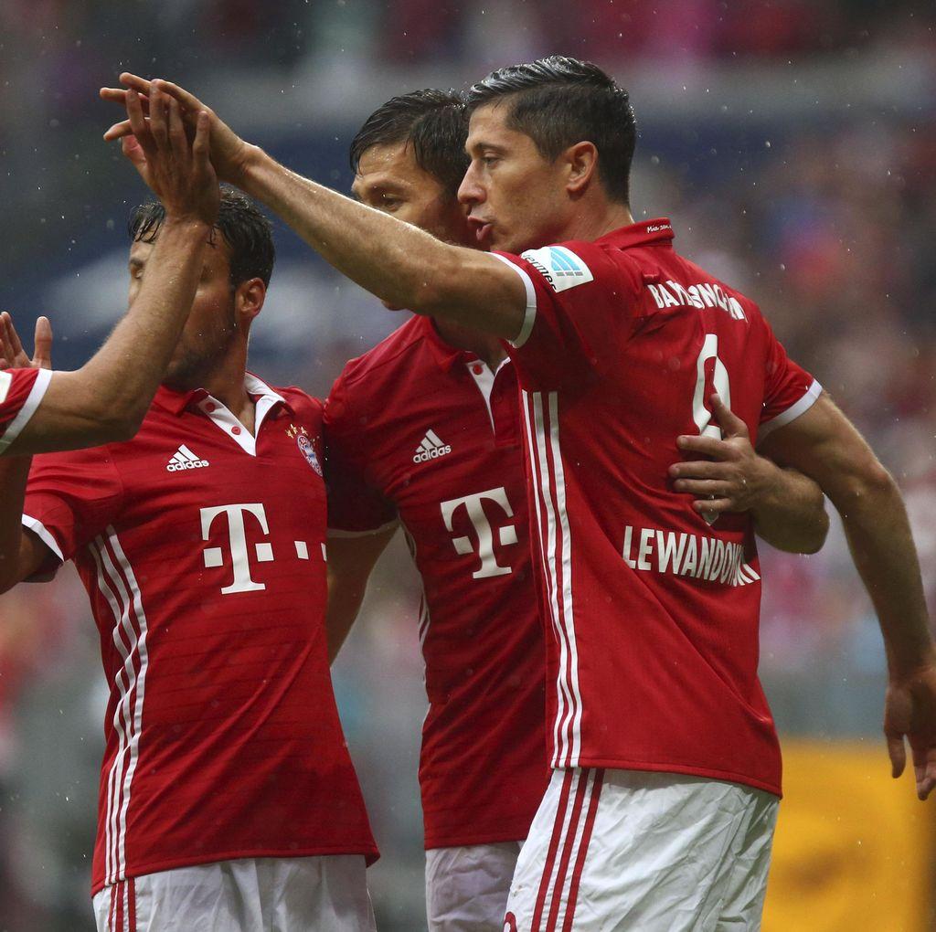 Ribery Minta Bayern Segera Pulihkan Luka dan Kembali Solid