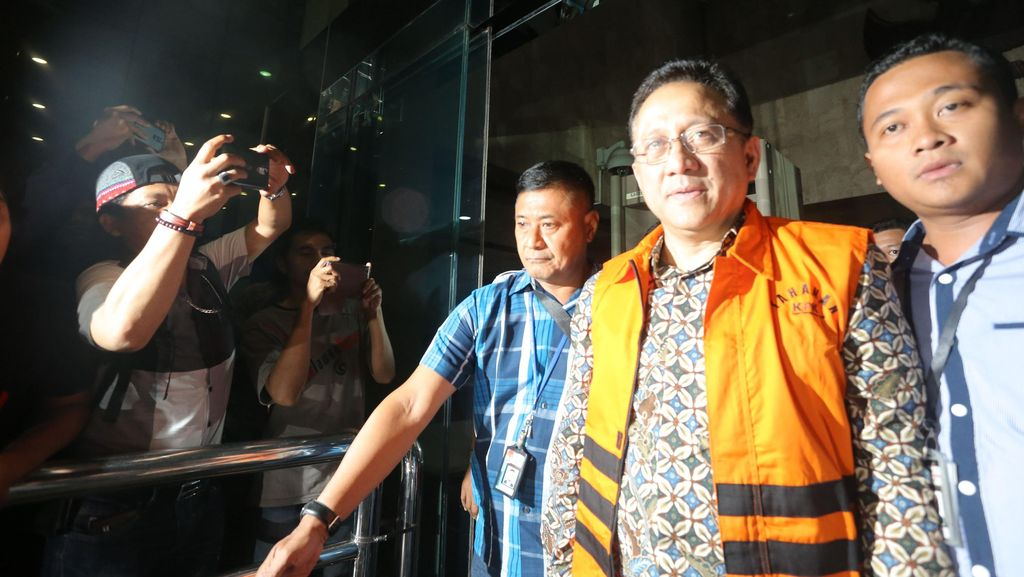 Ditambah Irman Gusman, Ini Daftar Panjang Pimpinan Lembaga yang Ditangkap KPK