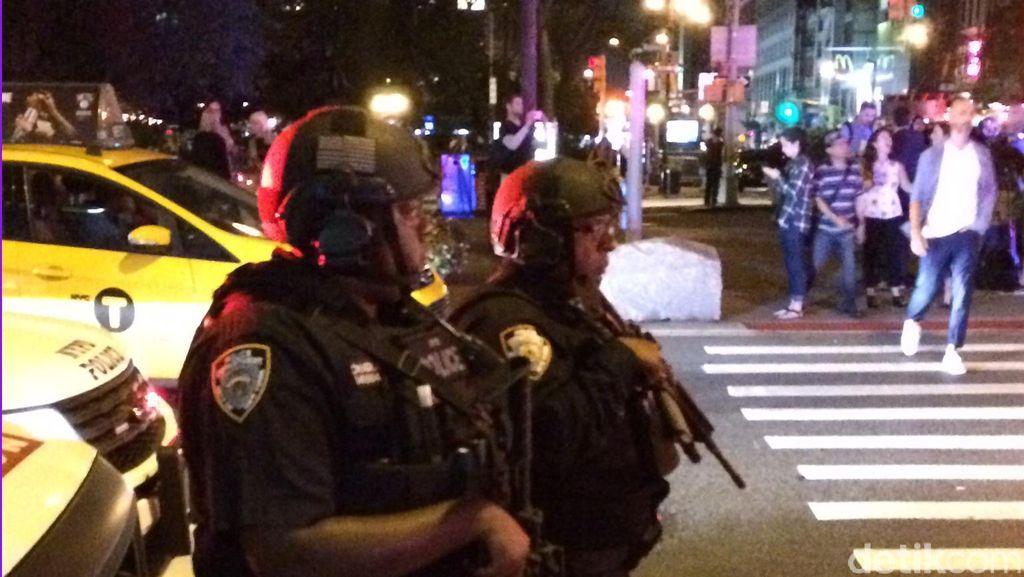 3 Teror di AS dalam 24 Jam dan Motif yang Belum Jelas
