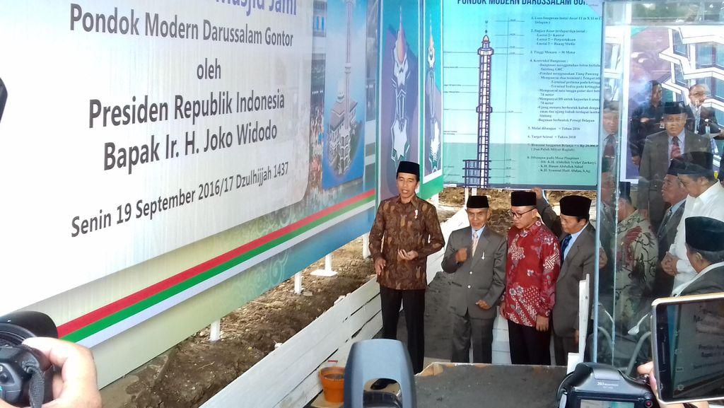 Jokowi: Full Day School Akan Dicoba di Beberapa Provinsi