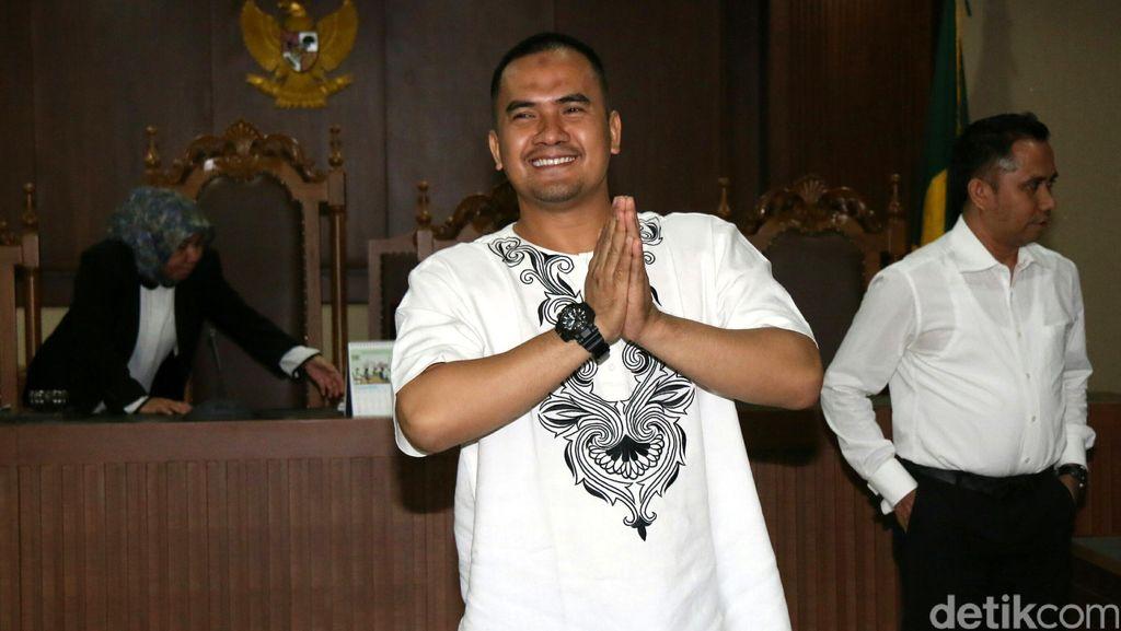 Hukuman Ditambah Jadi 5 Tahun, Saipul Jamil Fokus Tenangkan Diri