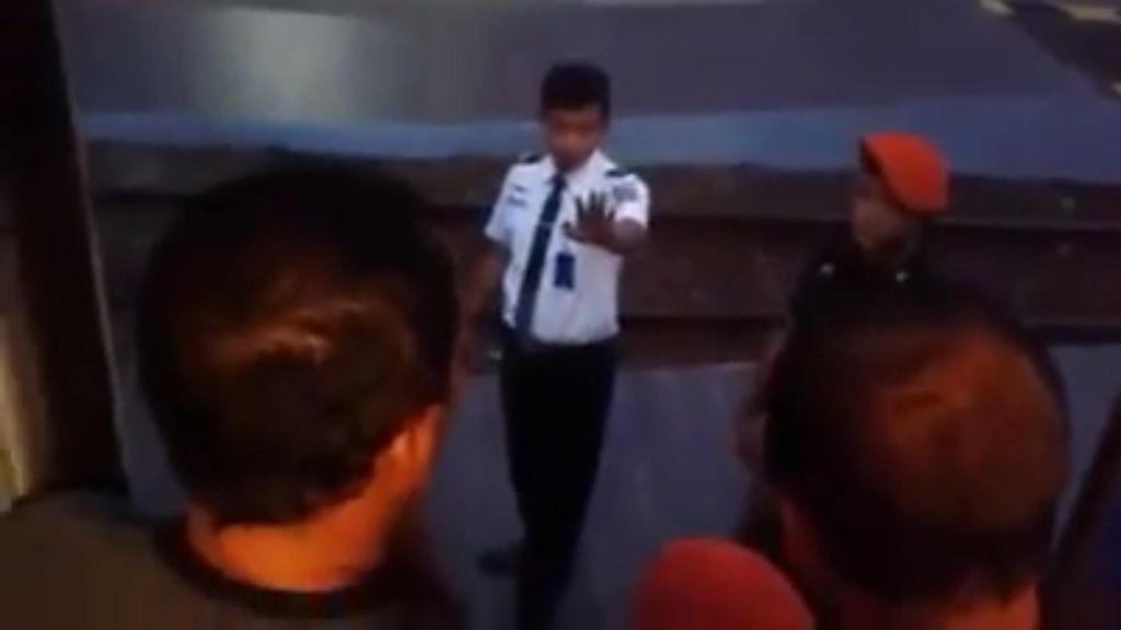 Viral di Medsos, Begini Cerita Lengkap Petugas KAI Usir Perokok dari Kereta