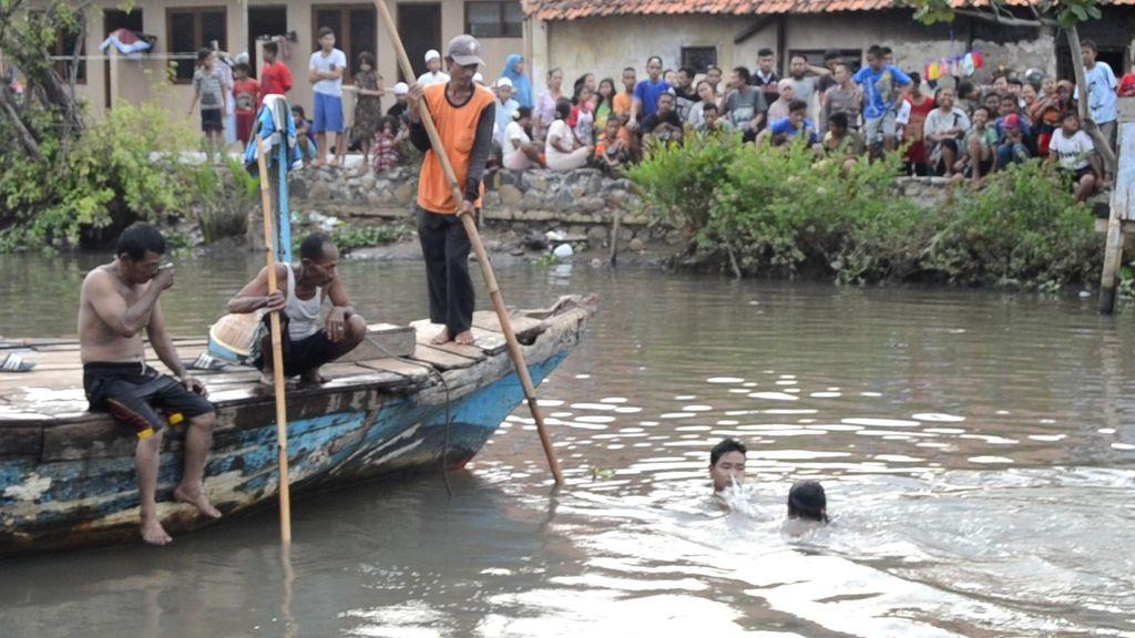 1 Anak Korban Perahu Terbalik di Pekalongan Ditemukan Tewas