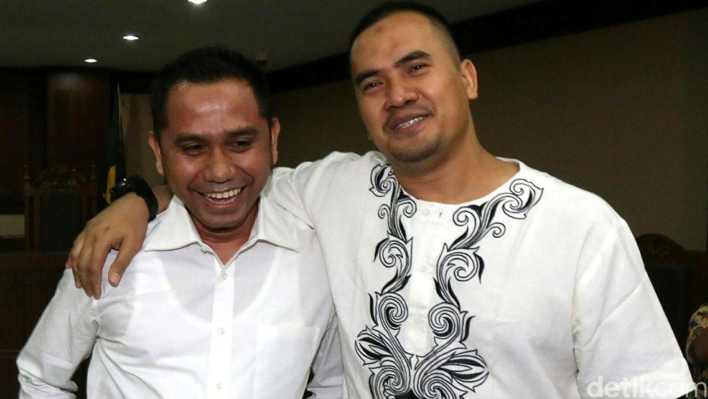 Ketua Tim Pengacara Saipul Jamil Dituntut 5 Tahun Penjara