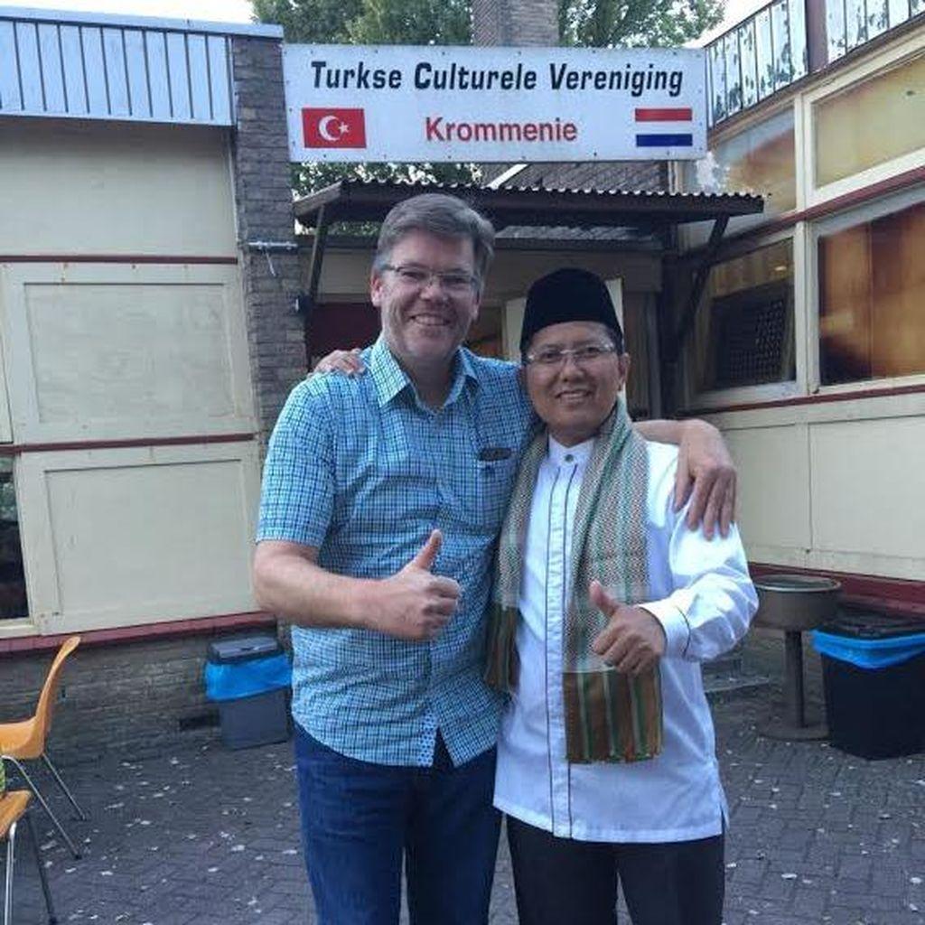 Dakwah Melalui Pendekatan Budaya Lebih Diterima di Belanda