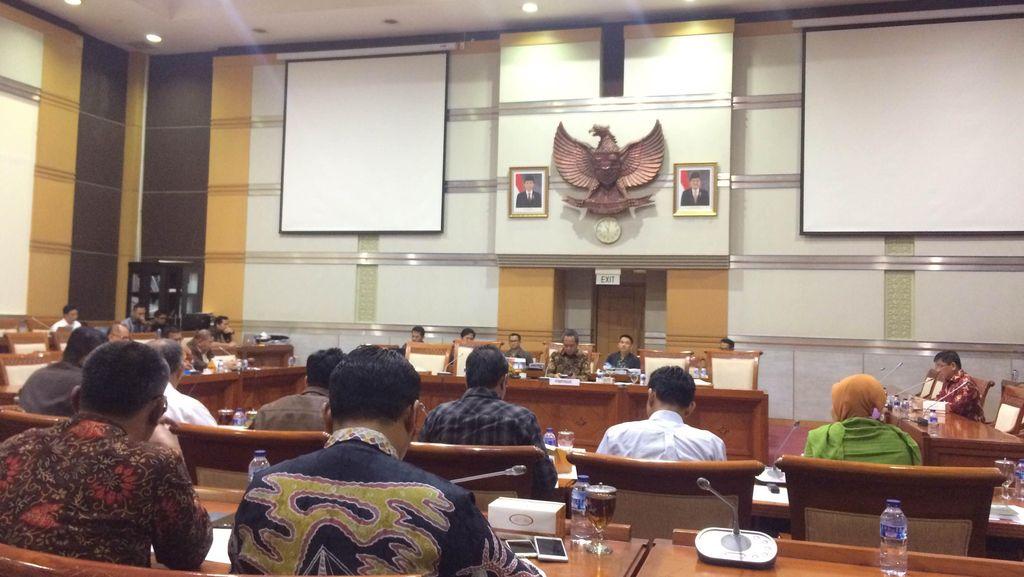 Komisi III DPR Undang DPRD Riau Bahas Kebakaran Hutan