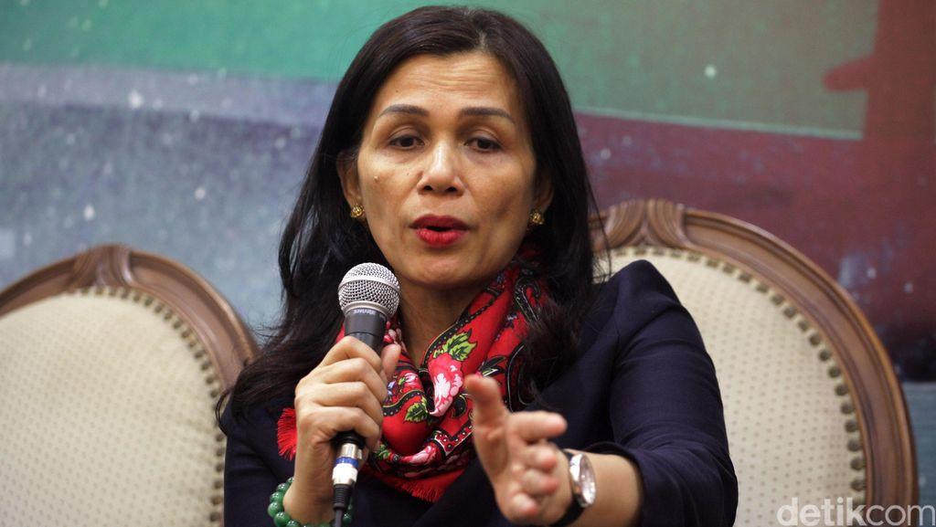 Sambil Terisak, Istri Irman Gusman Ceritakan Saat KPK Tangkap Suaminya