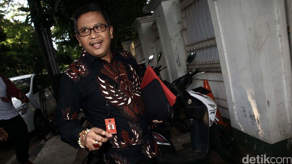 Sekjen PDIP Cerita Tolak Kursi Menteri dari Jokowi dan Pilih Ikut Megawati