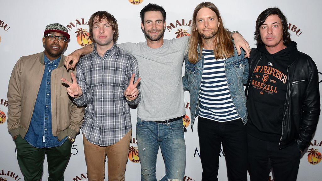 Maroon 5 Ikut-ikutan EDM di Single Baru Bareng Kendrick Lamar