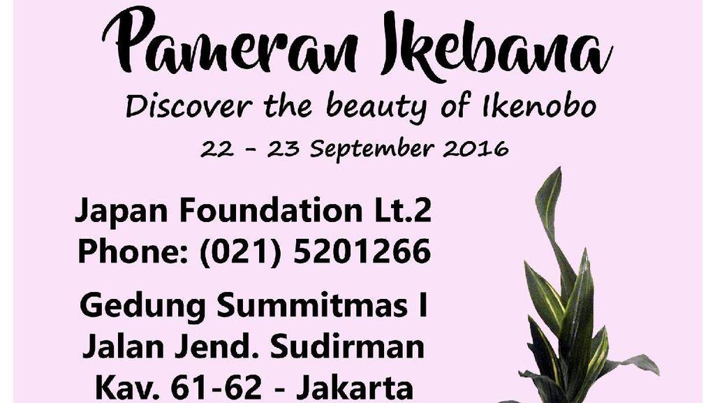 Discover the Beauty of Ikenobo Tampilkan Keindahan Seni Kreatif Ikebana