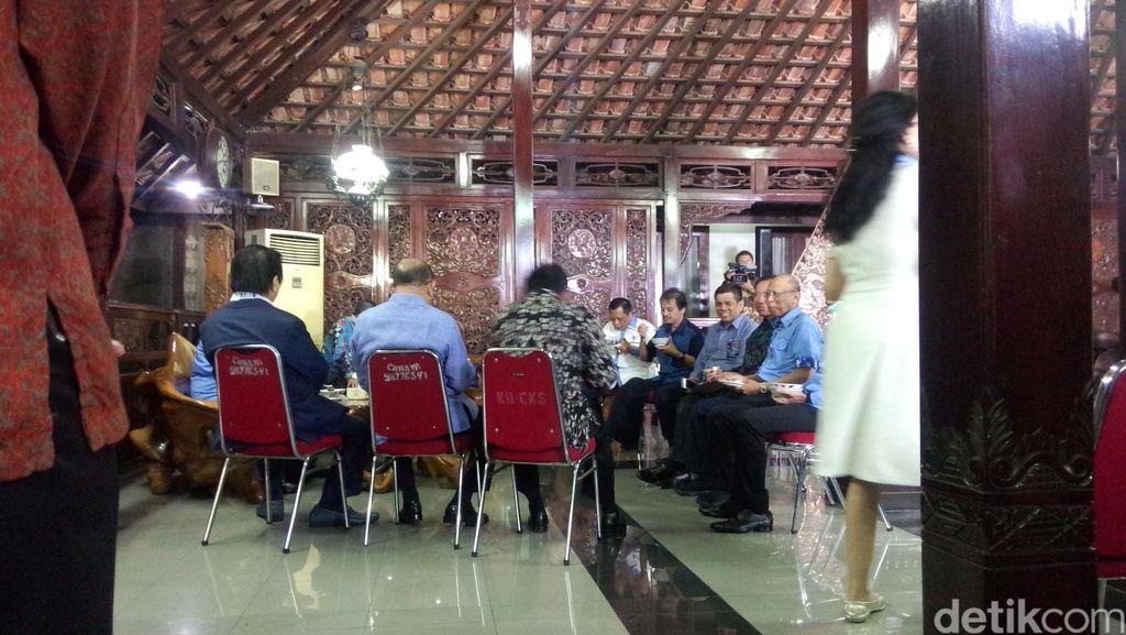 Presiden PKS Bertemu Prabowo, 4 Parpol Rapat di Rumah SBY Bahas Lawan Ahok