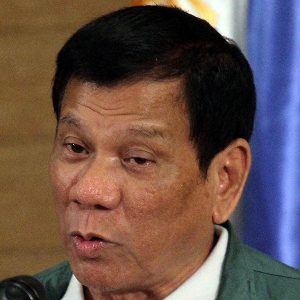 Umumkan Perpisahan dari AS, Duterte Ingin Hentikan Ketergantungan pada Barat