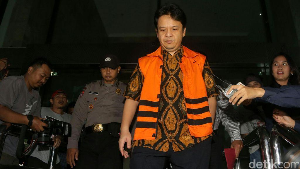 Menyesal Suap 2 Hakim PN Jakpus, Pengacara Pedagang Perkara Terima Dakwaan KPK
