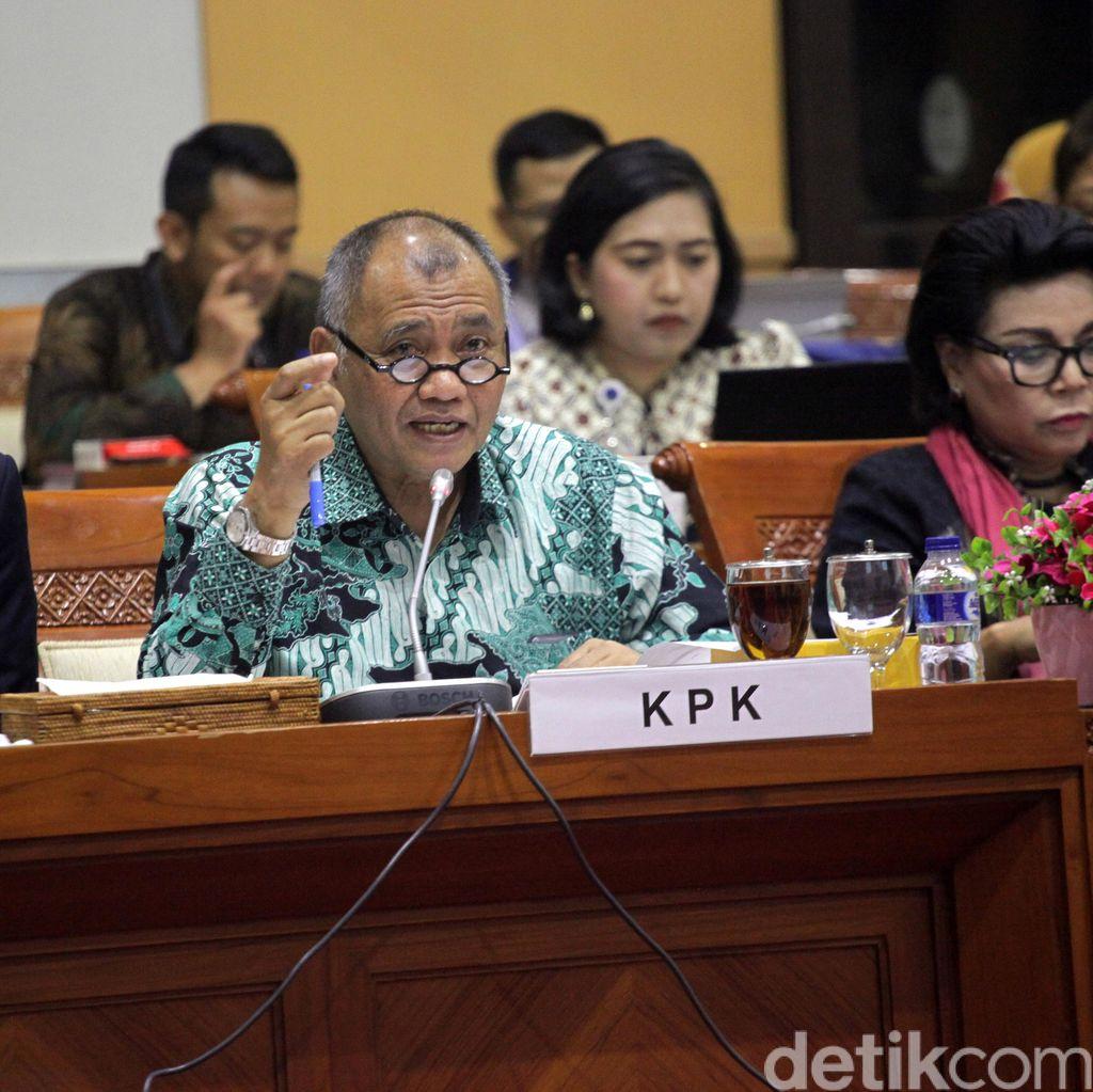 Ketua KPK Cerita Permainan Pengepul Beras di Karawang