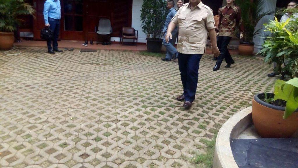 4 Parpol Kumpul di Rumah SBY, Gerindra-PKS di Kediaman Prabowo