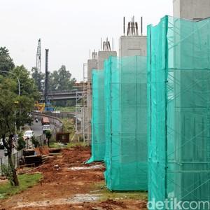 Proyek LRT Jabodebek Ditargetkan Selesai 15% di 2016