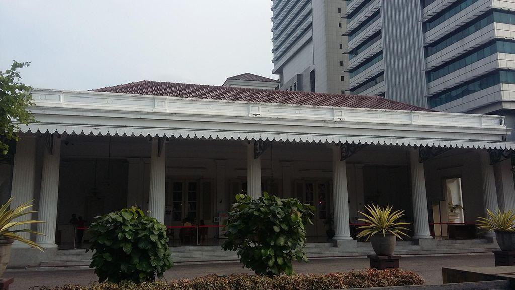 Hari Pertama Plt Gubernur Berkantor, Balai Kota DKI Sepi Aduan