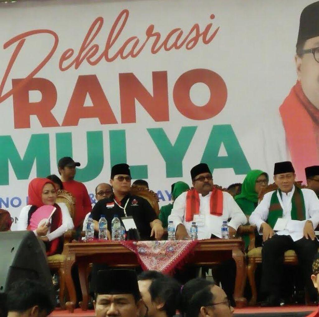 Tim Kampanye Instruksikan Penggunaan Nama Rano-Embay di Pilkada Banten