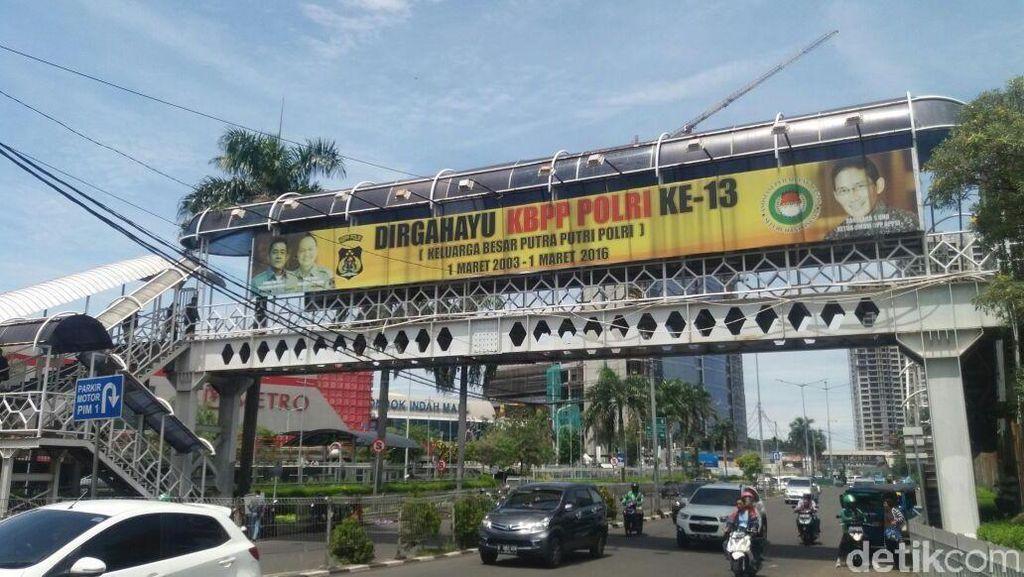 Ahok Duga Ada Mafia Reklame JPO, Anggota DPRD: Nggak Ada Itu