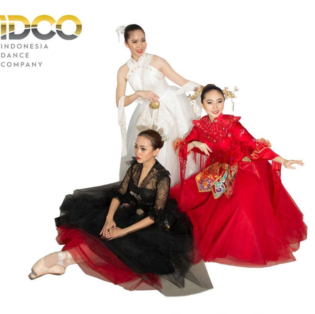 Pentas We Dance Buka Peresmian Indonesia Dance Company