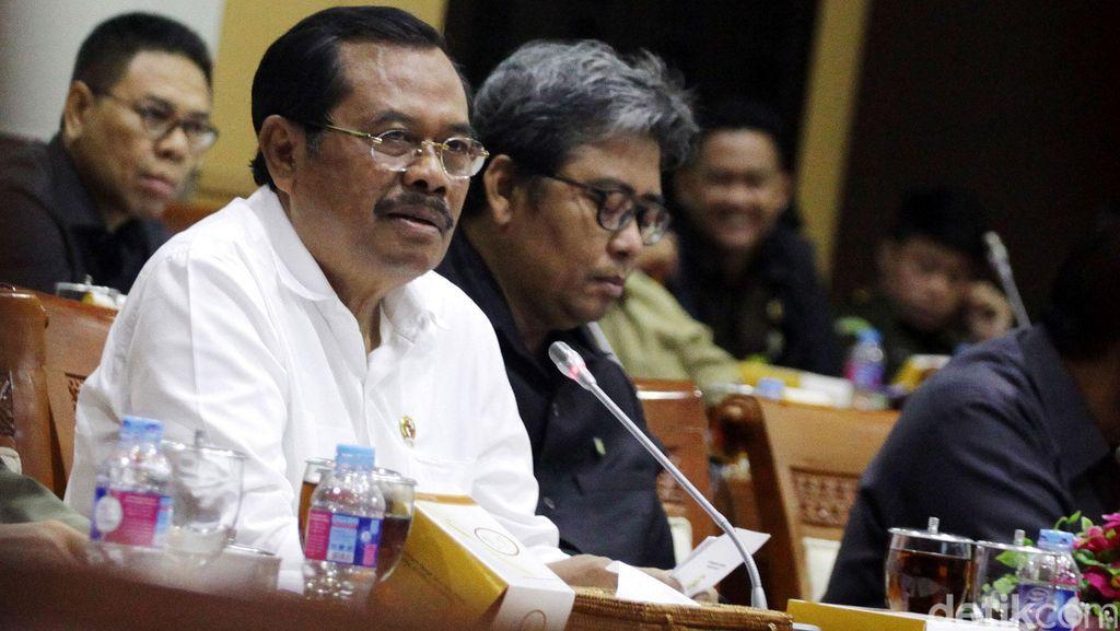 Lantik Kajati Baru, Jaksa Agung: Jangan Korupsi