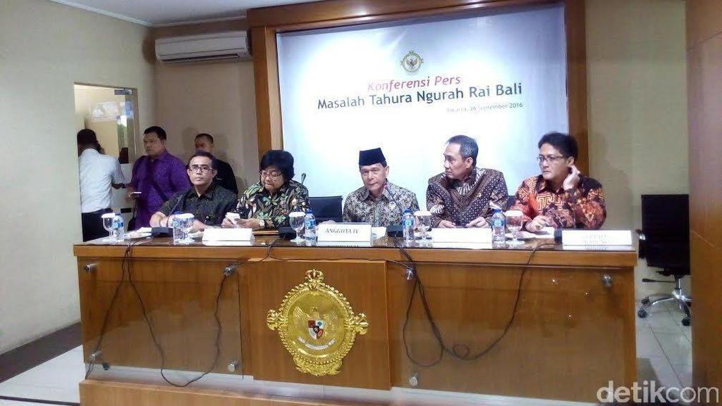 BPK Singgung Bank Sinar Mas Dkk yang Pakai Lahan Tahura Ngurah Rai