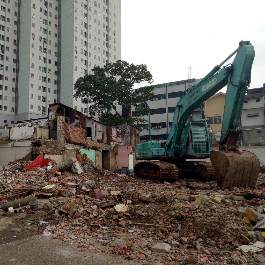 Jelang Pembongkaran Bukit Duri, Ahok Imbau Warga Tinggalkan Lokasi