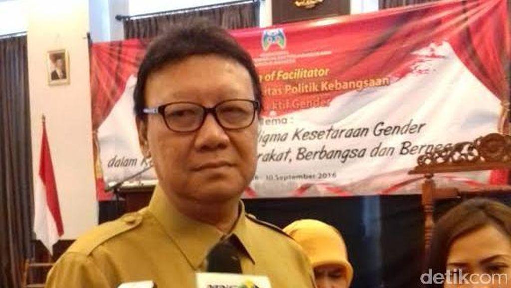 Gubernur Dilarang Ganti Pejabat 6 Bulan Sebelum Akhiri Masa Jabatan