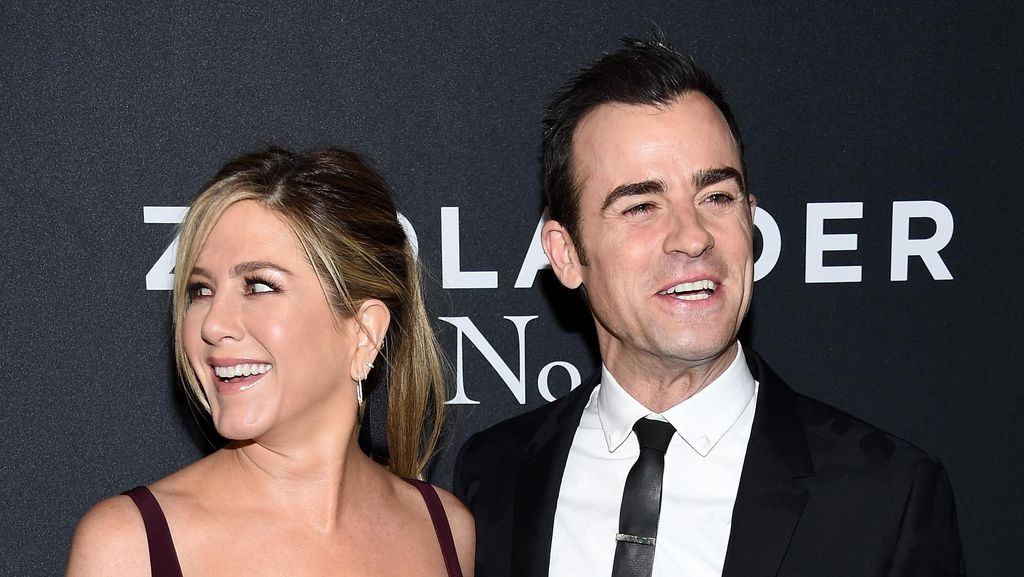 Kata Suami Jennifer Aniston Soal Perceraian Brangelina