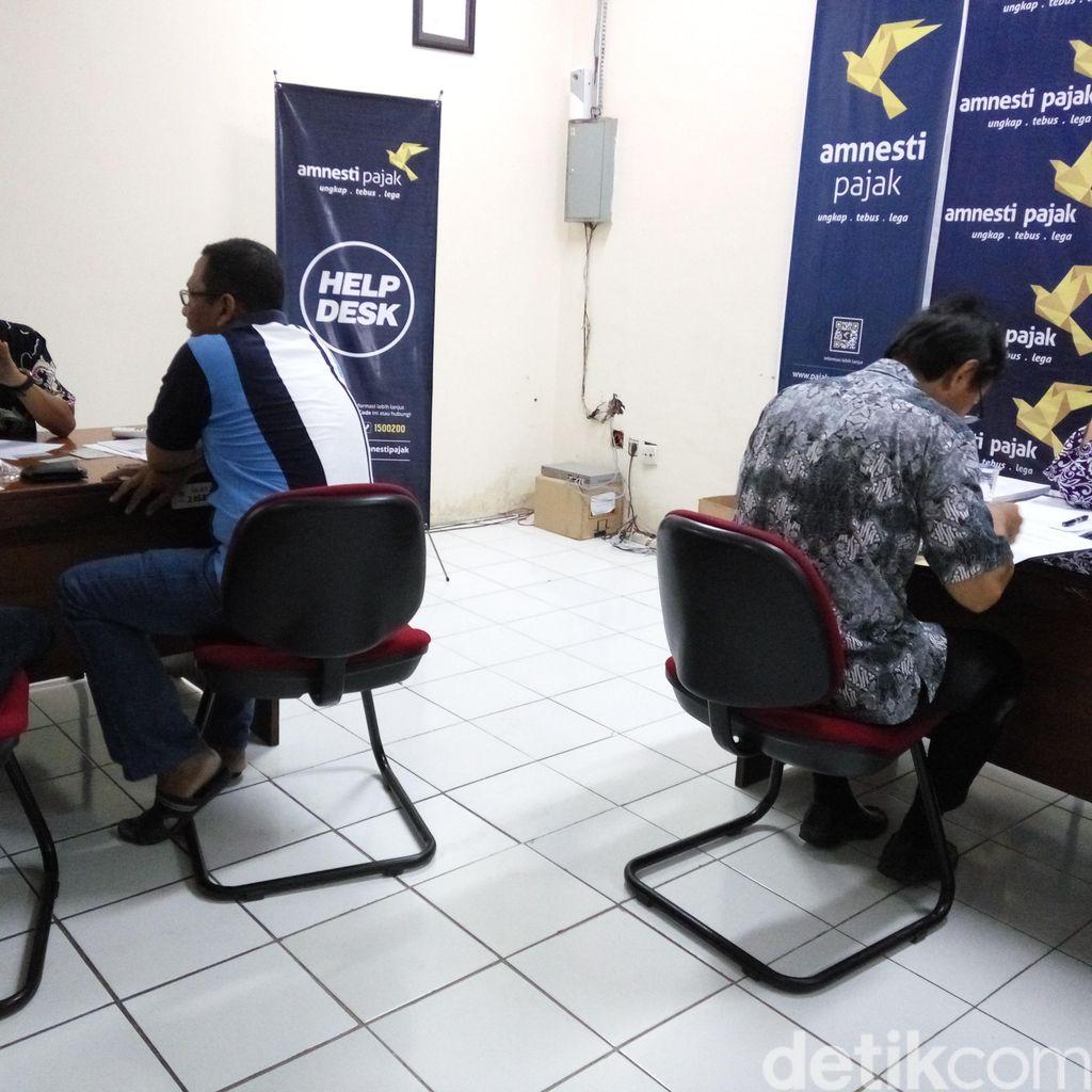 Deklarasi Harta Tax Amnesty Rp 2.512 T, Uang Tebusan Capai Rp 73,3 T