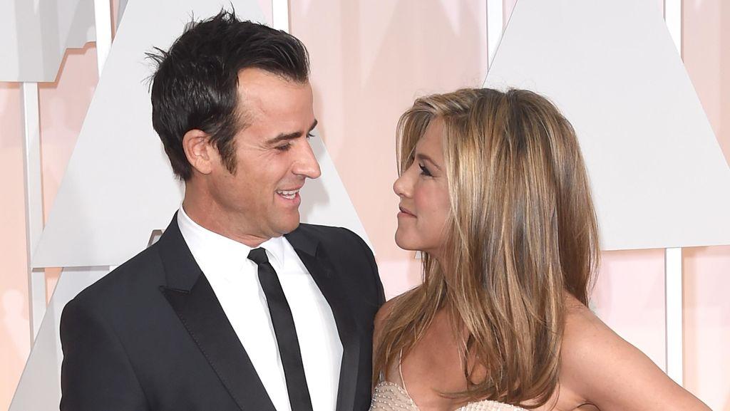 Rahasia Awetnya Pernikahan Jennifer Aniston dan Justin Theroux