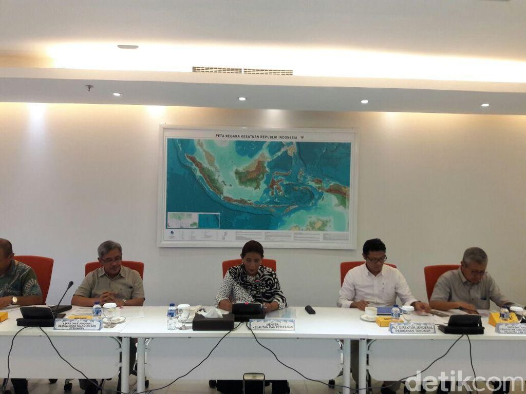 Susi Curiga Asing Gerilya Beli Kapal Lokal untuk Tangkap Ikan di Laut Pantura