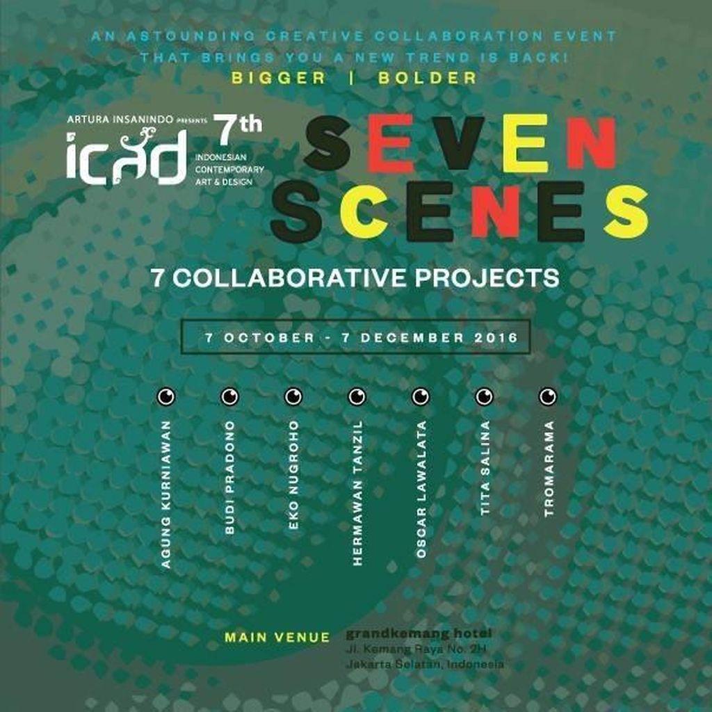 Indonesia Contemporary Art and Design Hadir Lagi untuk yang ke-7 Kali