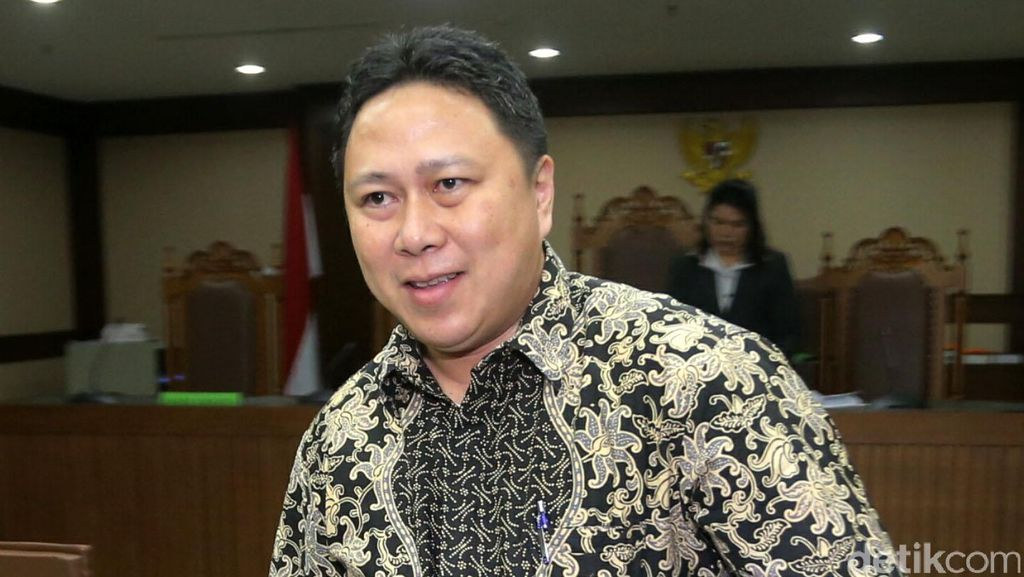 Kasus Simulator SIM, Sukotjo Bambang Divonis 4 Tahun Penjara